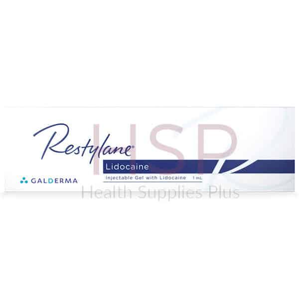 RESTYLANE® 1 ml with Lidocaine 20mg/ml, 3mg/ml 1-1ml prefilled syringe