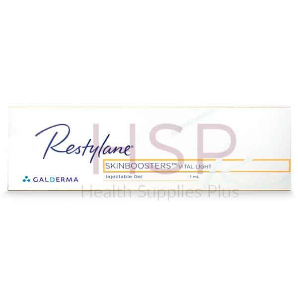 RESTYLANE® SKINBOOSTERS™ VITAL LIGHT 12mg/ml 1-1ml pre-filled syringe